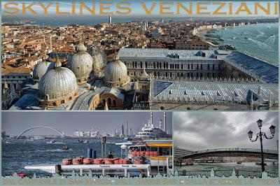 skyline venezia