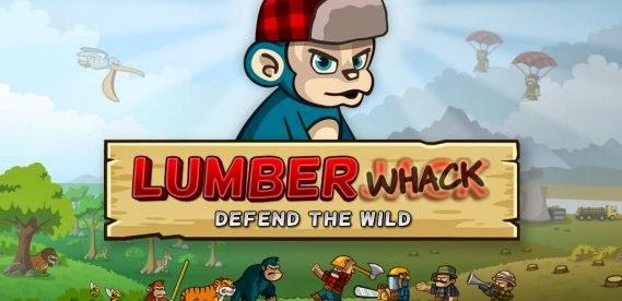 Lumberwhack: Defend the Wild