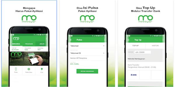 Pulsa Gratis Aplikasi Mobayar