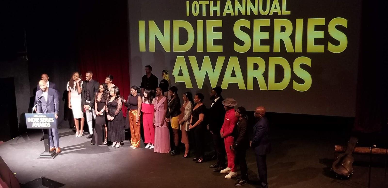 10th Annual Indie Series Awards Winners