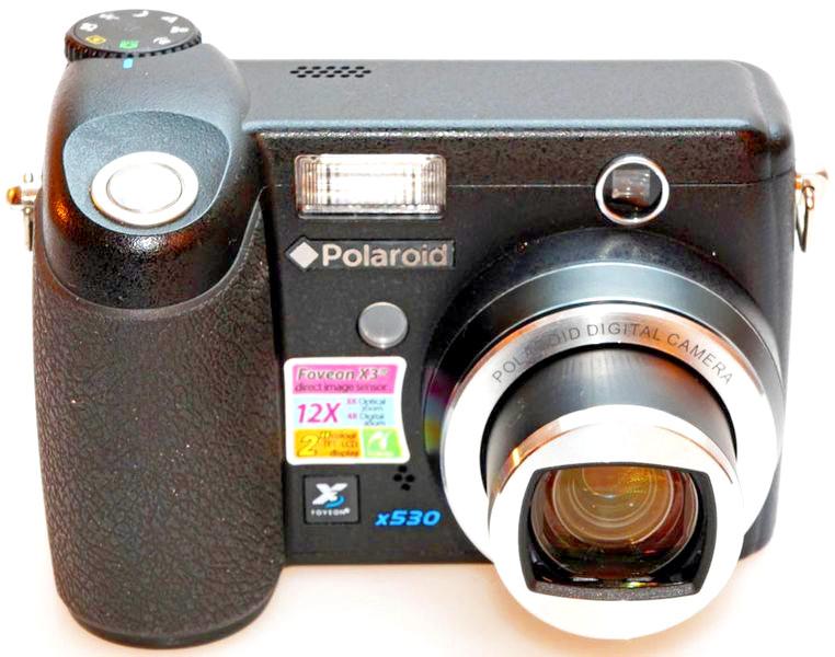 Polaroid X530 Foveon Digitalkamera