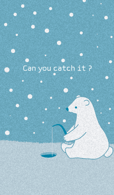 Can you catch it?