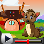 G4K Baby Hyena Rescue Game Walkthrough