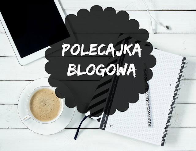 Polecajka blogowa, blogi ksiązkowe, blogerzy ksiązkowi, recenzje, polecam blogi, co czytać, jakie logi czytać, jak blogować