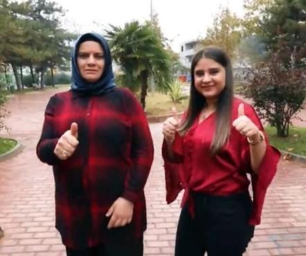 Zuhal Topal Sofrada Şehide hanım ve Gelini Hayriye 29 Kasım