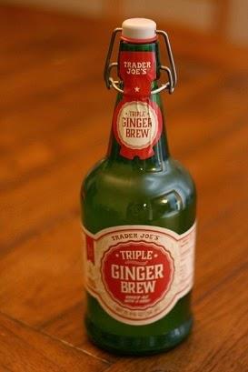 What's Good at Trader Joe's?: Trader Joe's Triple Ginger Brew