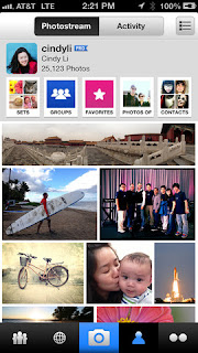 Flickr  for iPhone, iPad, and iPhone 5 New Update