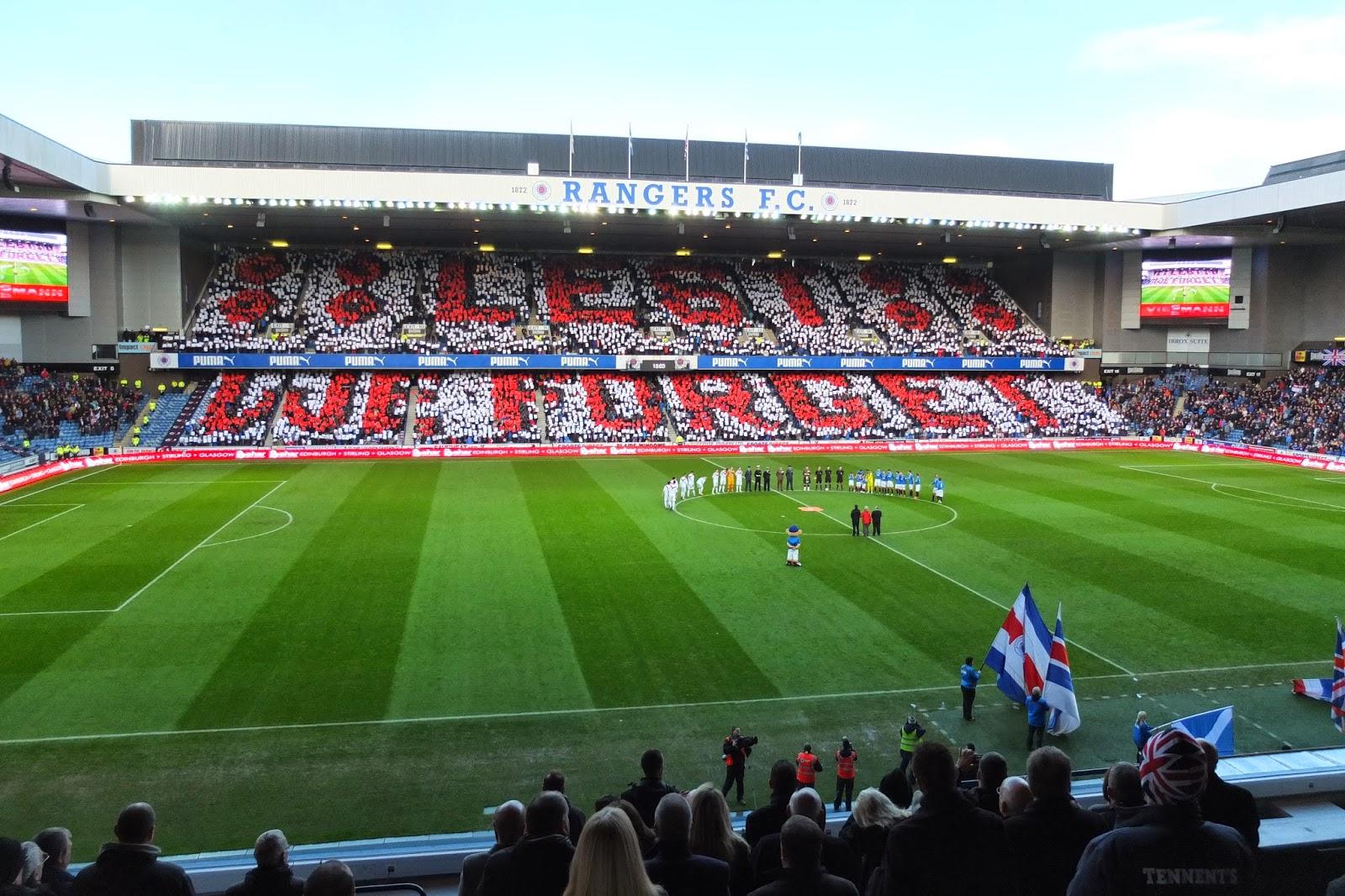 Rangers Futbol