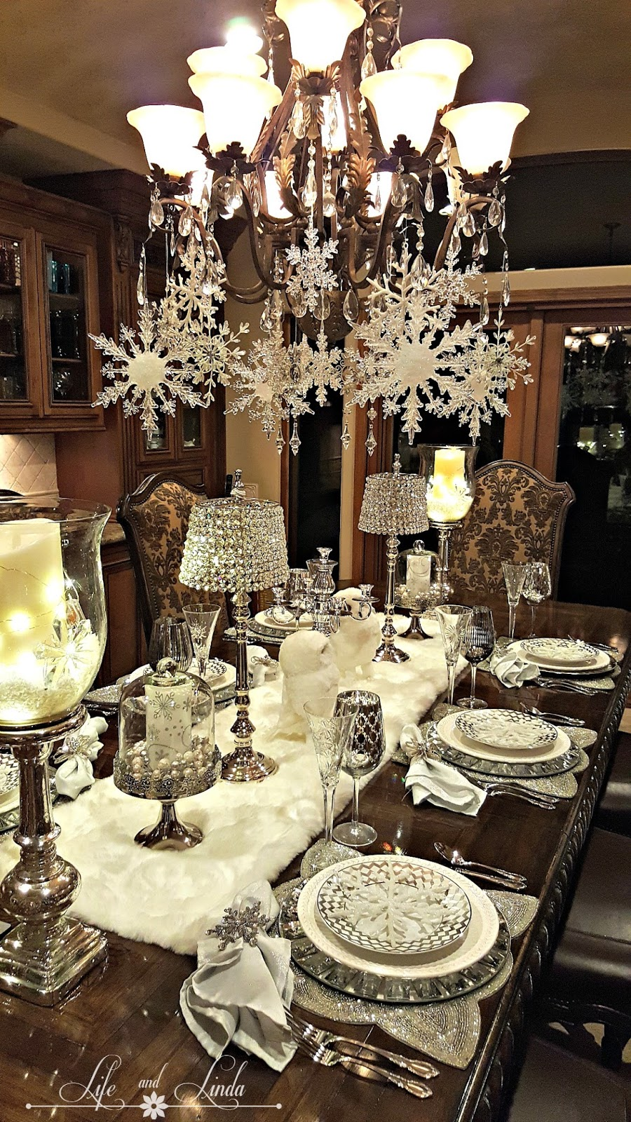 Christmas Tables Decorations Ideas