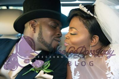 Funke Akindele-Bello Shares Never Seen Before Photos From Her Wedding To JJC Skillz