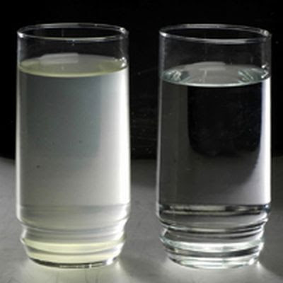 Plainfield Today Cloudy Tap Water