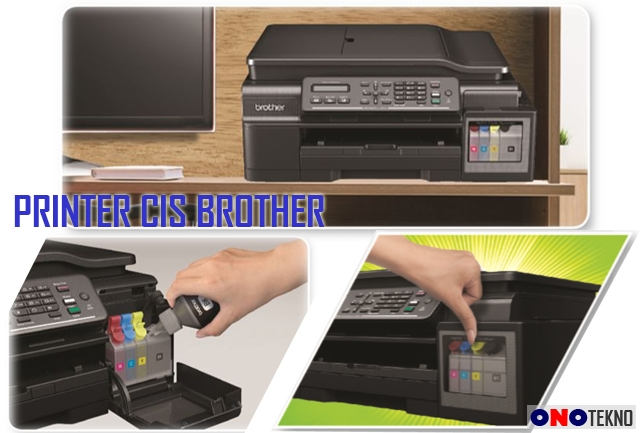 MERK BROTHER PRINTER INFUS / CIS ORIGINAL