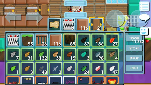 Kumpulan Seed Farmable Lengkap Growtopia