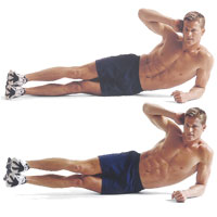 Cardio Trek - Toronto Personal Trainer: 6 Ways to Tone ... Oblique Exercises Men