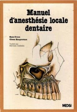 Manuel d'anesthesie locale dentaire - Hans Evers,Glenn Haegerstam.pdf