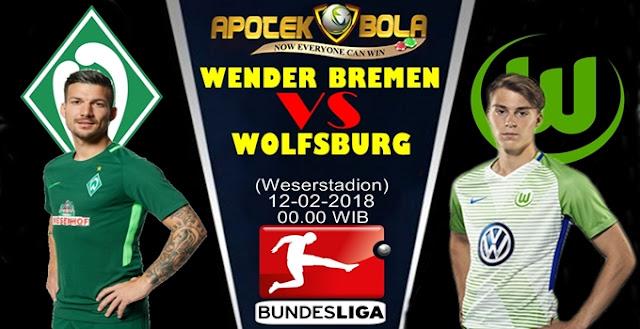Prediksi Werder Bremen vs Wolfsburg 12 Februari 2018