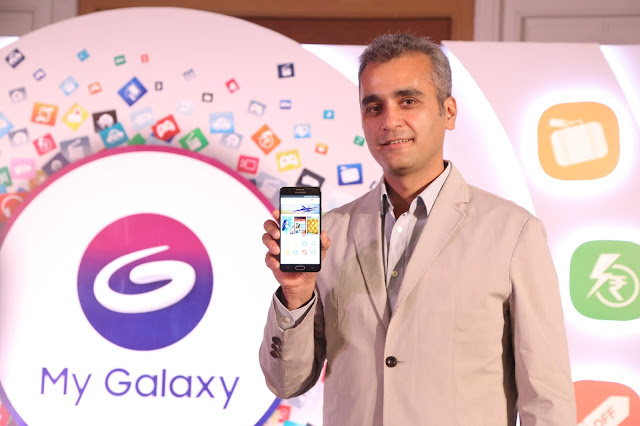 Samsung launches all new My Galaxy - 'The all you need app'