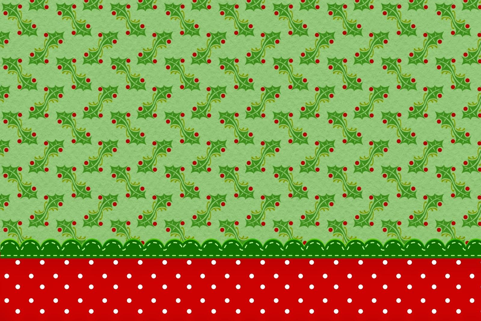 Navidad con Encanto: Invitaciones para Imprimir Gratis. | Ideas y ...