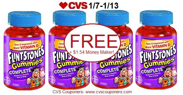http://www.cvscouponers.com/2018/01/free-154-money-maker-for-flintstones.html