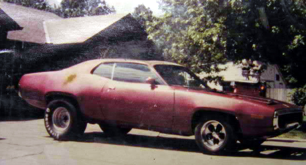 More 70 S Jacked In The Back Looking Muscle Cars From Upintherear