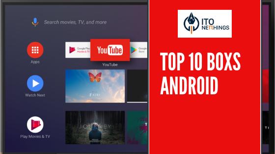 Top 10 Melhores Boxs Android 2019