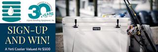 Liquid Handling Equipment, Inc. Yeti Campaign