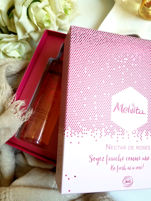 Madame Keke - The Luxury Beauty and Lifestyle Blog : Melvita - Nectar de Roses Weihnachtsset & Instagram Giveaway