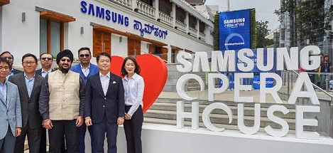 Samsung opens world's largest mobile experience centre in Bengaluru