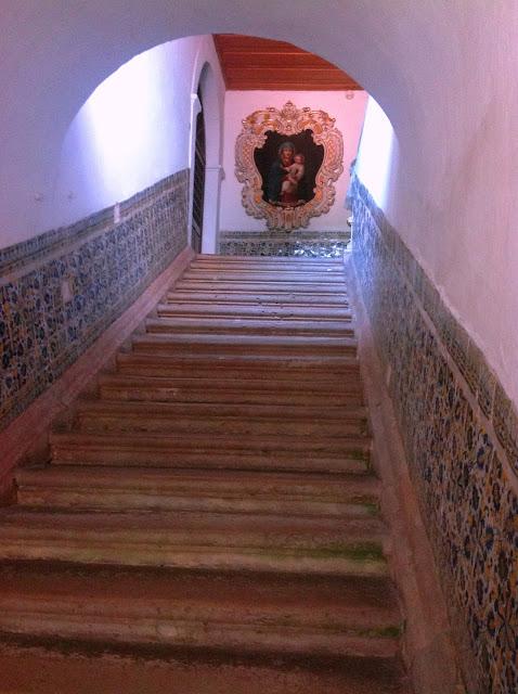Interior da Capela de Santana