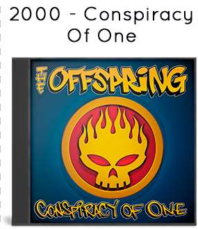 2000 - Conspiracy Of One