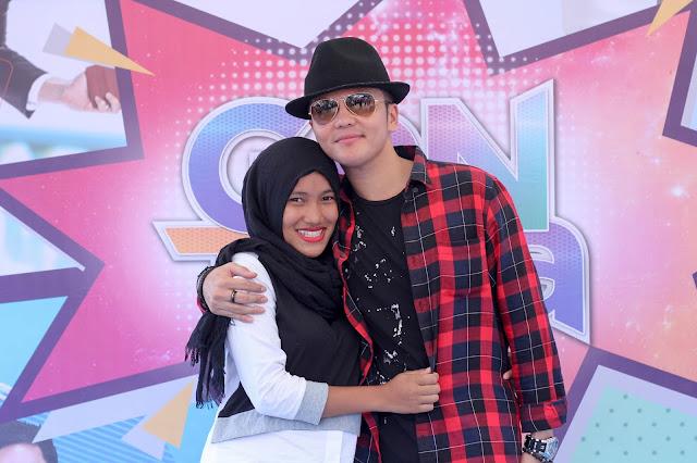 Foto Bersama Juan Rahman di Gentara MNC TV Eps 18 Desember 2016