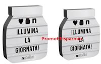 Logo Vinci ogni giorno 100 Lampade Nutella da personalizzare con i tuoi messaggi!
