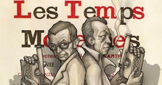 El FBI sobre Camus y Sartre
