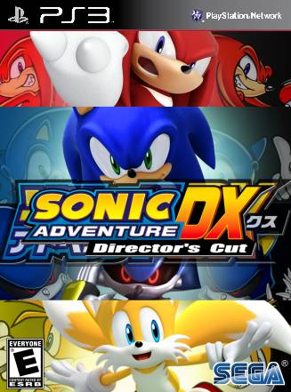 sonic dx download full