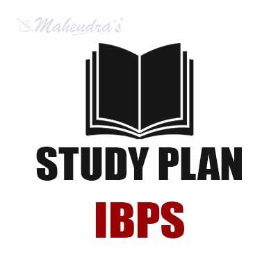 Study Plan : IBPS