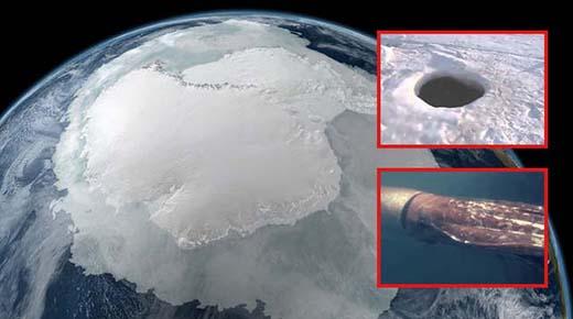 Los científicos rusos revelan que la Antártida no es lo que se nos dice