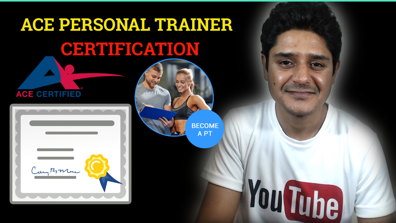 How To Pass Ace Certified Personal Trainer Exam And Become Ace