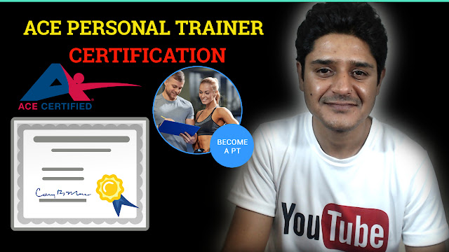 how to become a ace certified perosnal trainer and how to pass ace perosnal trainer exam and cost of ace personal training course