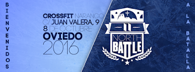 The North Battle Oviedo by Crossfit Naranco