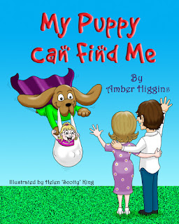 Click to see the children book from Family Disaster Dogs