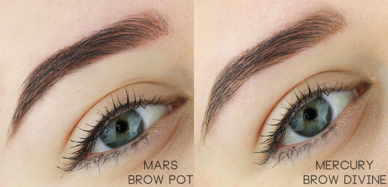 Nabla Cosmetics Brow Pot Mars swatch