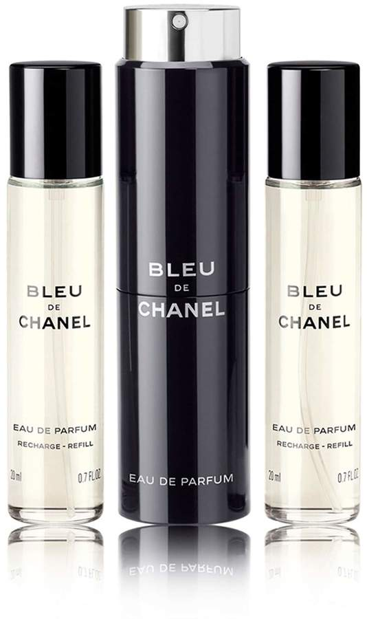 Chanel CHANEL - BLEU DE CHANEL Eau de Parfum Twist and Spray Refill Set