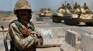 Military Force Iraq