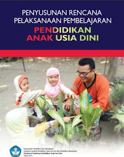 Buku Panduan Penyusunan RPP PAUD, TK, RA, KB, TPA Kurikulum 2013