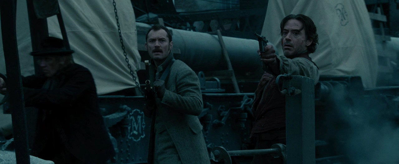 Sherlock Holmes Juego De Sombras BRRip 720p HD Imagenes Descargar Mediafire
