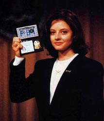 Clarice Starling - Jodie Foster