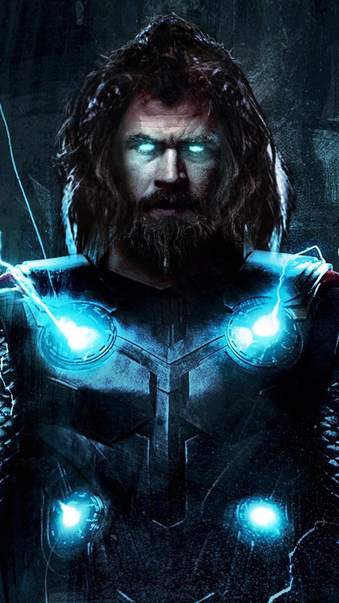 Avengers Endgame Thor Stormbreaker 4k Wallpaper 158