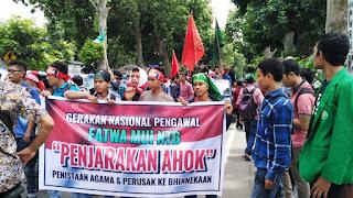 GNPF MUI NTB Desak Ahok Dipenjara