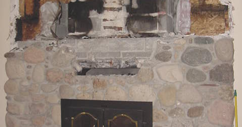 How to Avoid a Chimney Fire that Can Lead to a House Fire