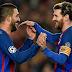 Arda Turan anotó trilogía Barcelona ganó 4-0 a M'gladbach por Champions League